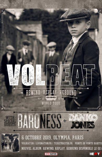 Volbeat Olympia